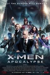 X-cilvēki: Apokalipse plakāts