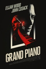 Lielās klavieres plakāts