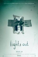 Kad nodziest gaisma plakāts