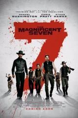 Lieliskais septiņnieks plakāts
