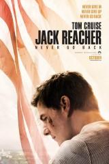 Džeks Rīčers: Nekad neatgriezies plakāts