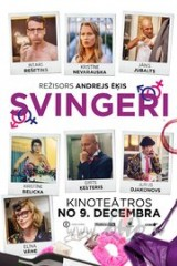 Svingeri plakāts