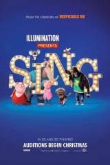 Dziedi! plakāts