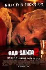 Ļaunais Santaklauss 2 plakāts