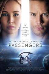 Pasažieri plakāts