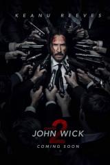 Džons Viks 2 plakāts