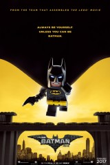 Lego Betmens. Filma plakāts