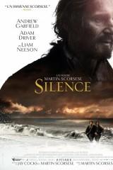 Klusēšana plakāts