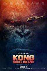 Kongs: Galvaskausa sala plakāts