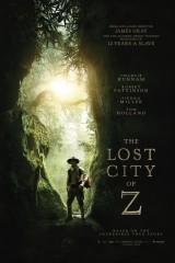 Zudusī pilsēta Z plakāts