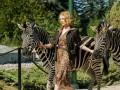 Zoodārza uzrauga sieva foto 3