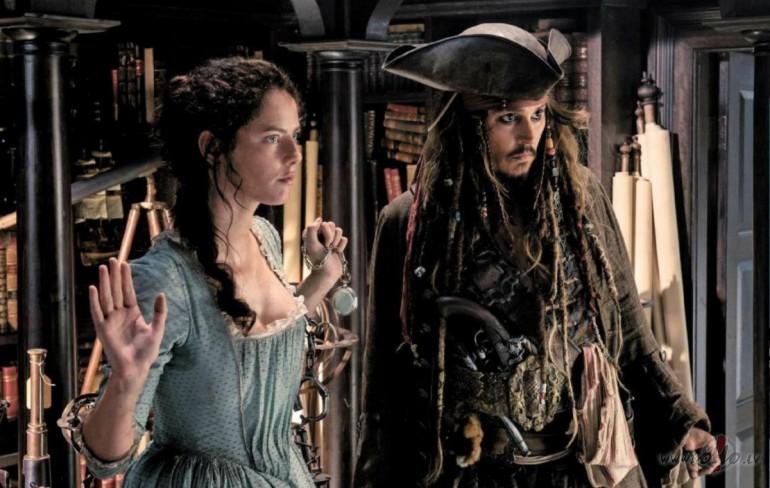 Filmas Karību jūras pirāti: Salazara atriebība 2 - attēls no filmas
