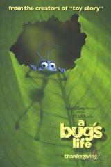 Kukaiņu dzīve plakāts