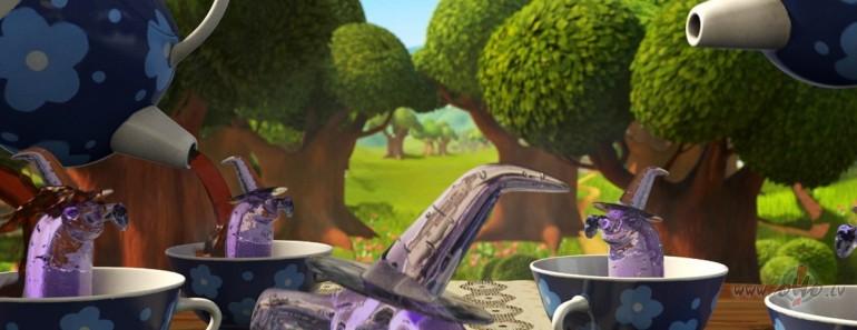 Filmas Urfins Džīss un viņa koka zaldāti 2 - attēls no filmas