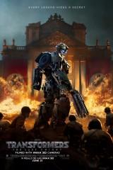 Transformeri: Pēdējais bruņinieks plakāts
