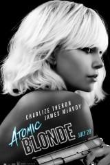 Eksplozīvā blondīne plakāts
