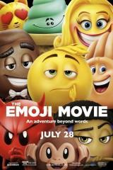 Emodži filma plakāts