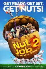 Misija Rieksti 2: Trakā daba plakāts