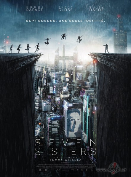 Filmas Septiņu māsu noslēpums plakāts