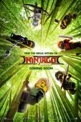Lego Ninjago filma plakāts