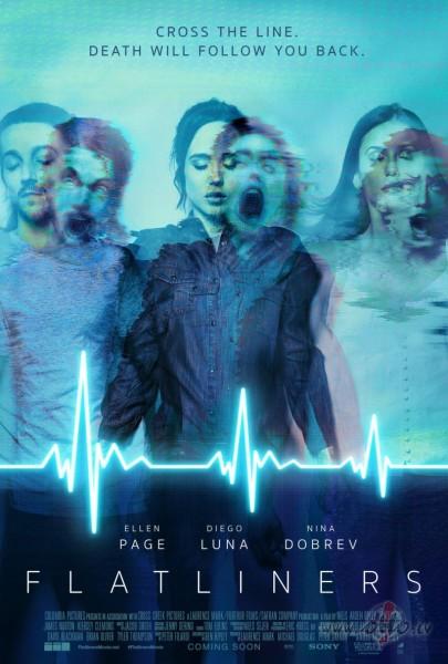 Filmas Aiz dzīvības robežas plakāts