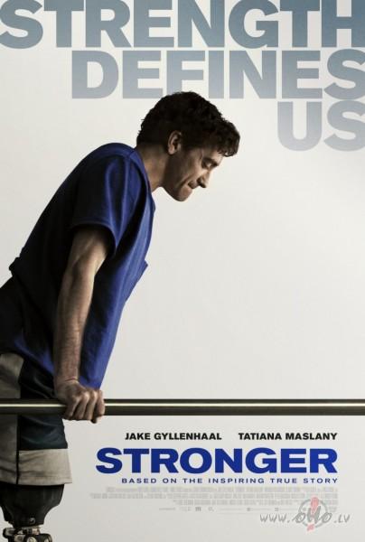 Filmas Stiprāks plakāts
