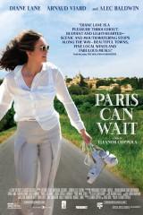 Parīze pagaidīs plakāts