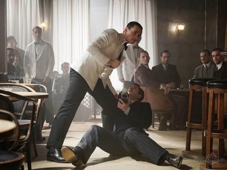 Filmas Slepkavība Austrumu ekspresī 2 - attēls no filmas