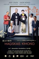 Maģiskais kimono plakāts