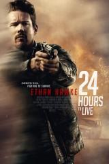 24 stundas, lai dzīvotu plakāts