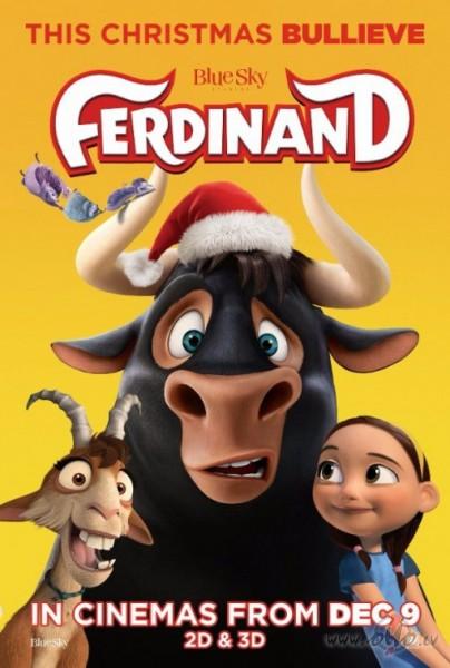 Filmas Ferdinands plakāts
