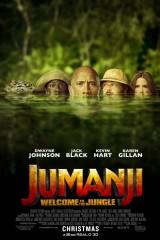 Džumandži: Laipni lūgti džungļos plakāts