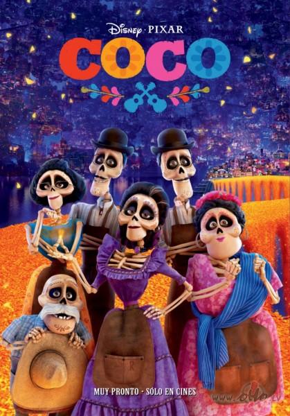 Filmas Koko noslēpums plakāts
