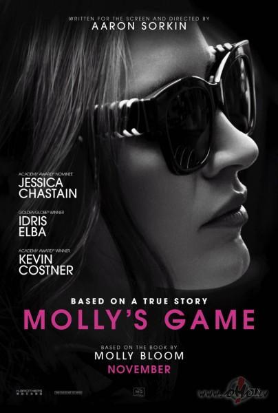 Filmas Mollijas spēle plakāts
