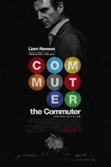 Cilvēks vilcienā plakāts