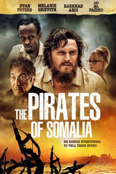 Filmas Somālijas pirāti plakāts
