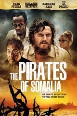 Somālijas pirāti plakāts