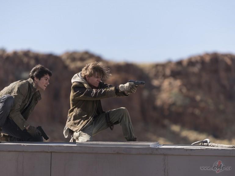 Filmas Labirinta skrējējs: Pretnāves zāles 6 - attēls no filmas
