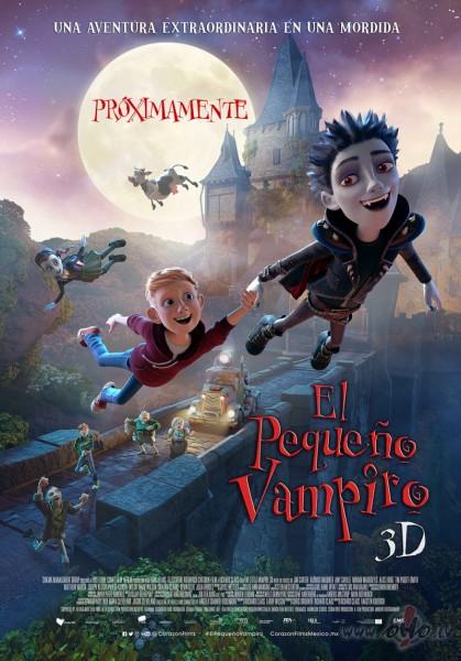 Filmas Mazais vampīrs plakāts