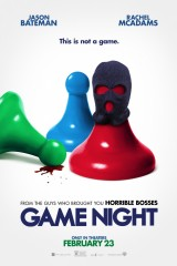 Spēļu nakts plakāts