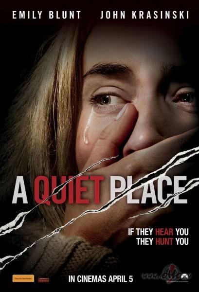 Filmas Klusā pasaule plakāts