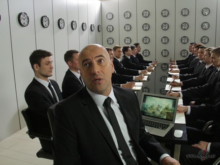Filmas Par ko runā vīrieši. Turpinājums 5 - fotogrāfija no filmas