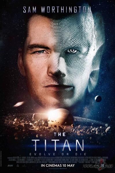 Filmas Titāns plakāts