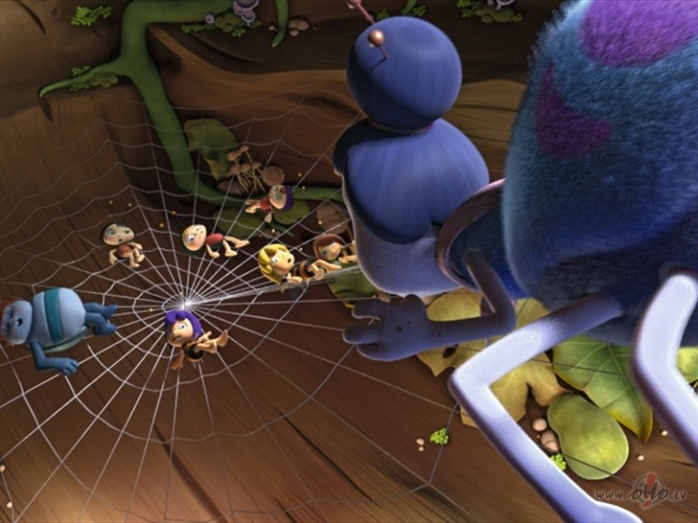 Filmas Bitīte Maija: Medus spēles 3 - kadrs no filmas