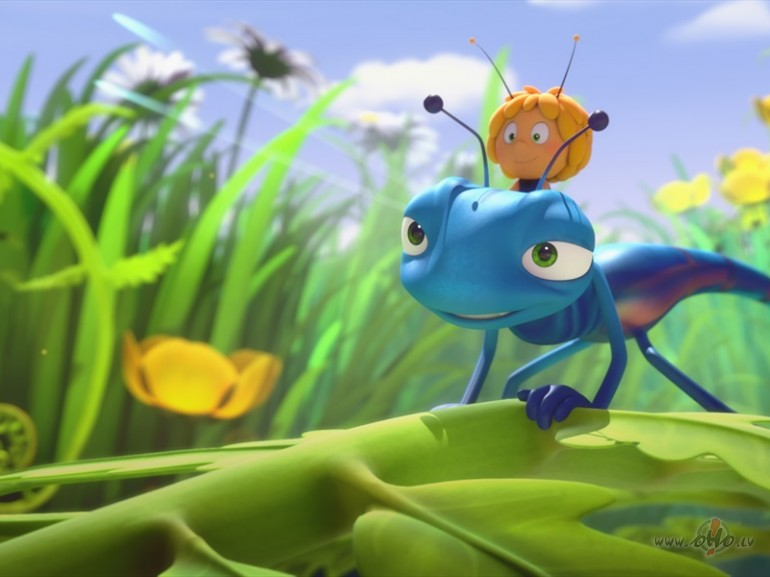 Filmas Bitīte Maija: Medus spēles 8 - attēls no filmas