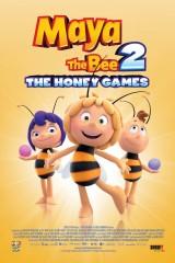 Bitīte Maija: Medus spēles plakāts
