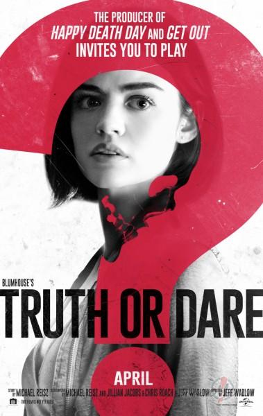 Filmas Patiesība vai risks plakāts