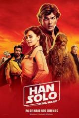 Hans Solo: Zvaigžņu karu stāsts plakāts