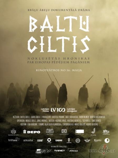 Filmas Baltu Ciltis / Eiropas pēdējie pagāni plakāts