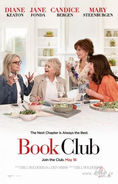 Filmas Grāmatu klubiņš plakāts